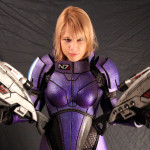 Mass Effect Cosplay 2