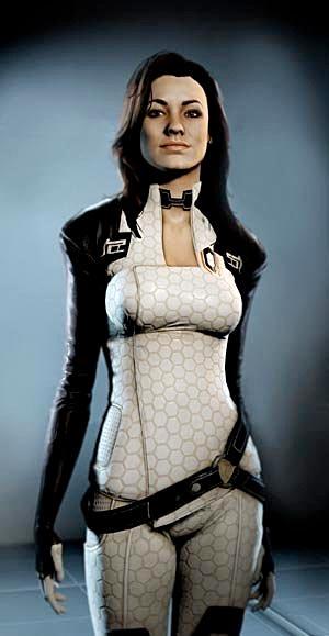 Mass Effect Cosplay 3