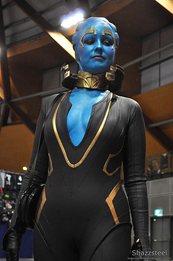 Mass Effect Cosplay 6