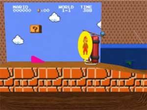 Nintendo Rube Goldberg Animation