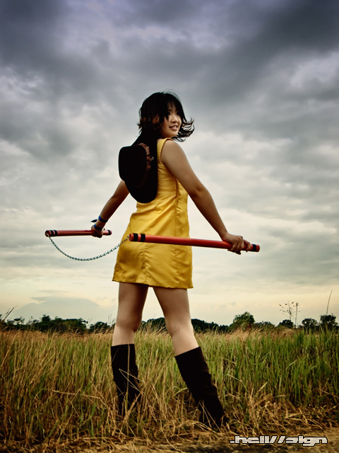 Selphie - Final Fantasy VIII Cosplay