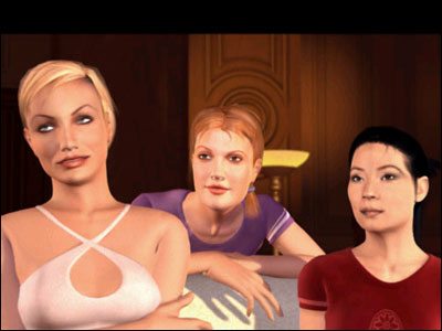 Anti Classic Charlie's Angels gameplay screenshot 1