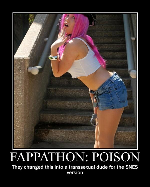 sex poison poster
