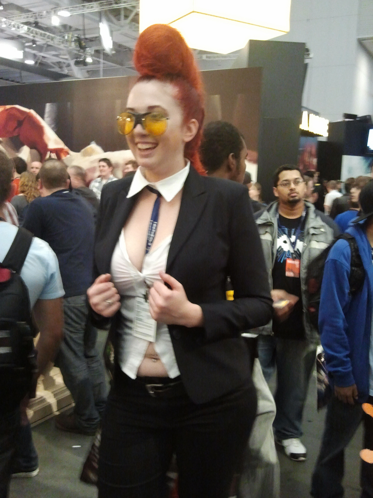 Pax East Cosplay