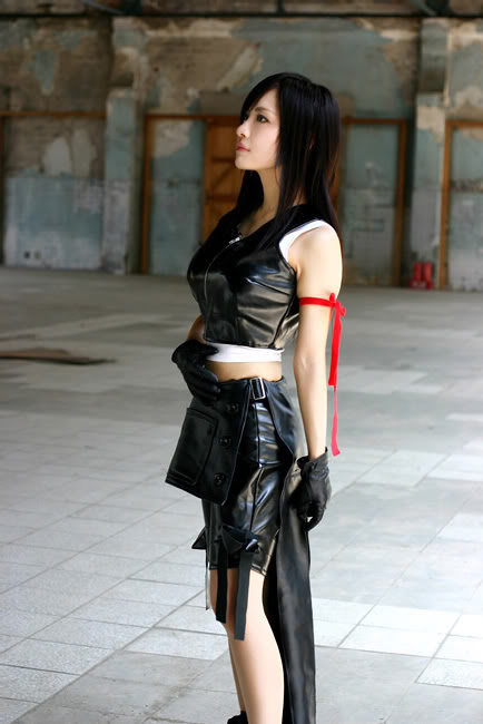 Tifa Cosplay ? Final Fantasy Cosplay XXX