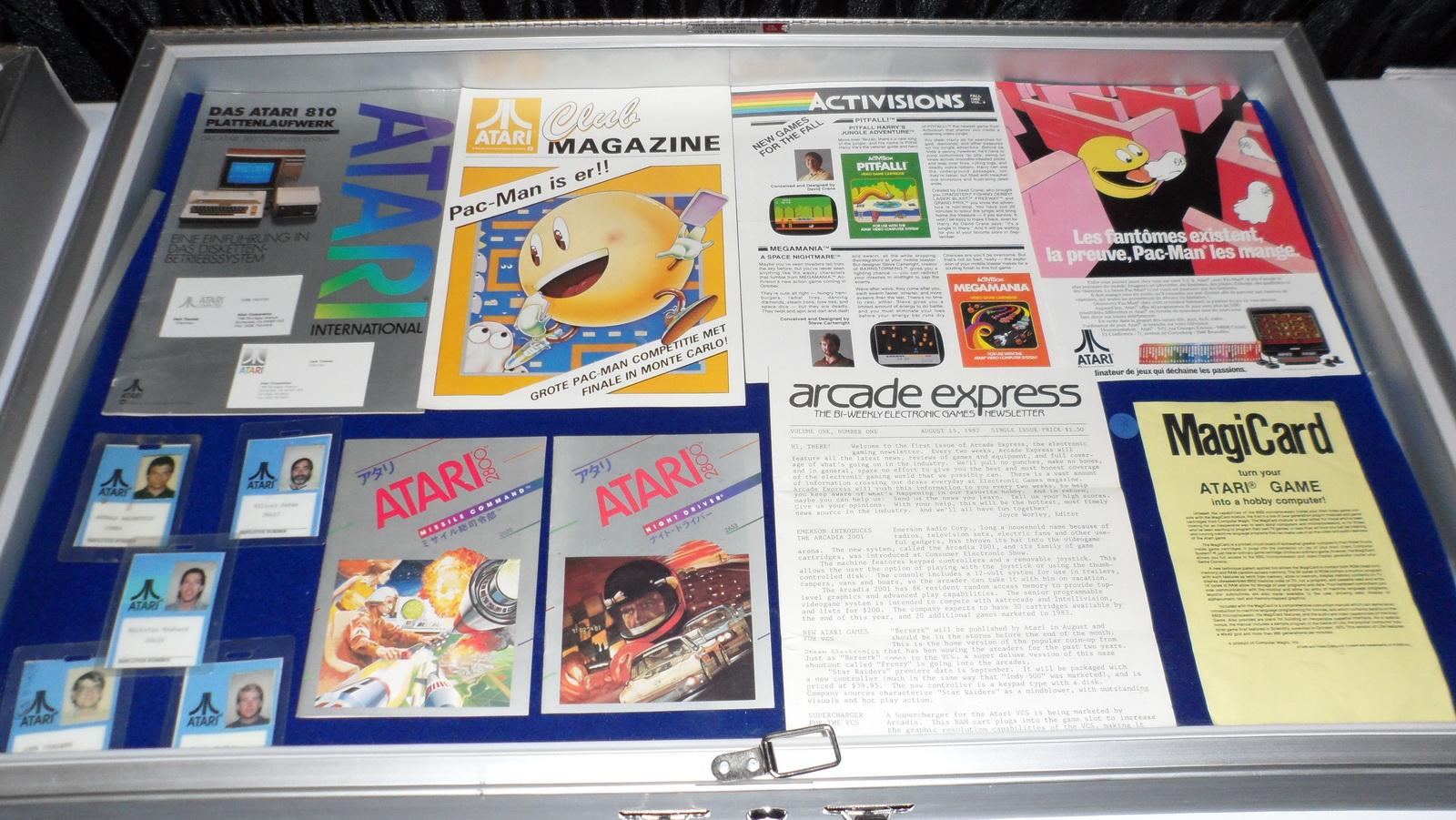 Classic Gaming Museum - E3 2011