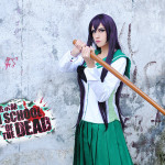 High School of the Dead Cosplay 13
