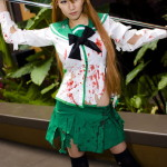 High School of the Dead Cosplay 20
