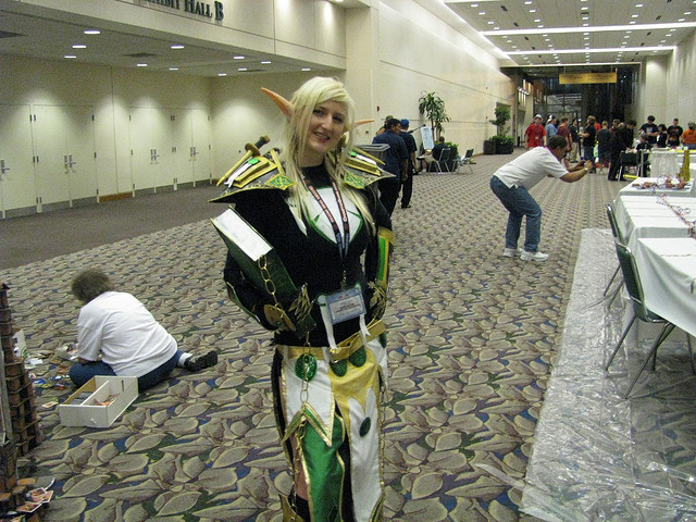 World of Warcraft Cosplay