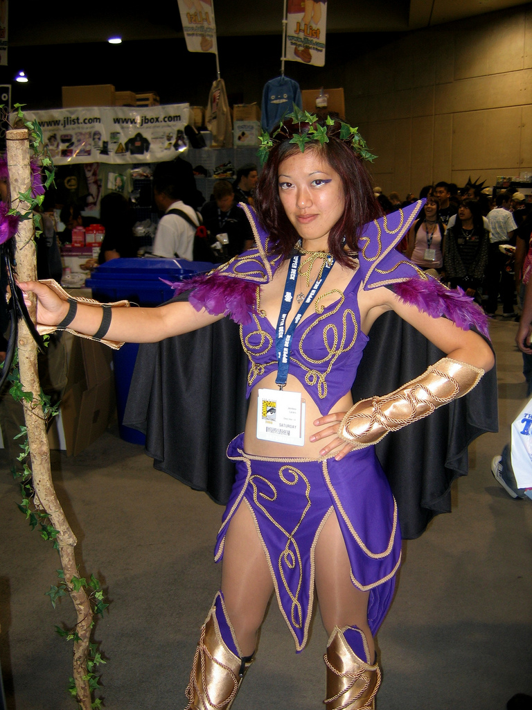 MMO Cosplay