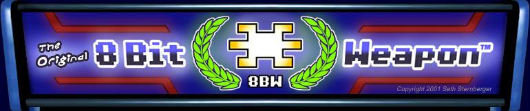 8-bit weapon