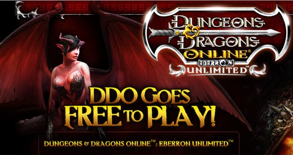 DDO Free-to-play