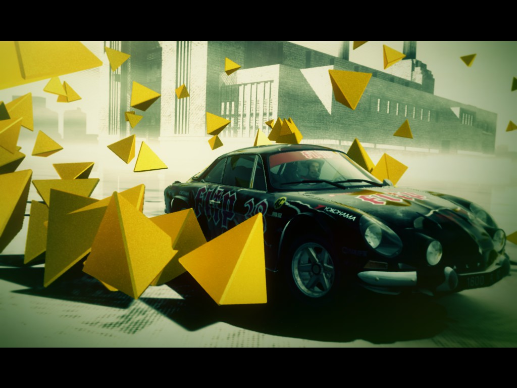 Dirt 3 Alpine Renault