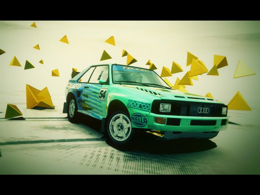 Dirt 3 Audi