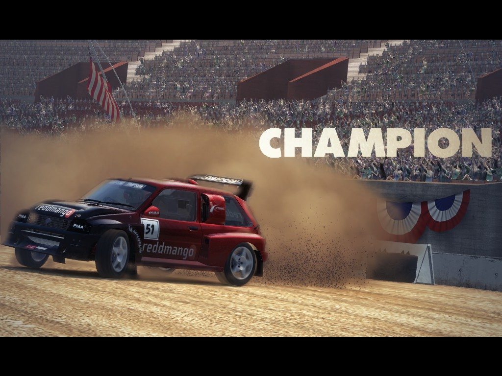 Dirt 3 Champion