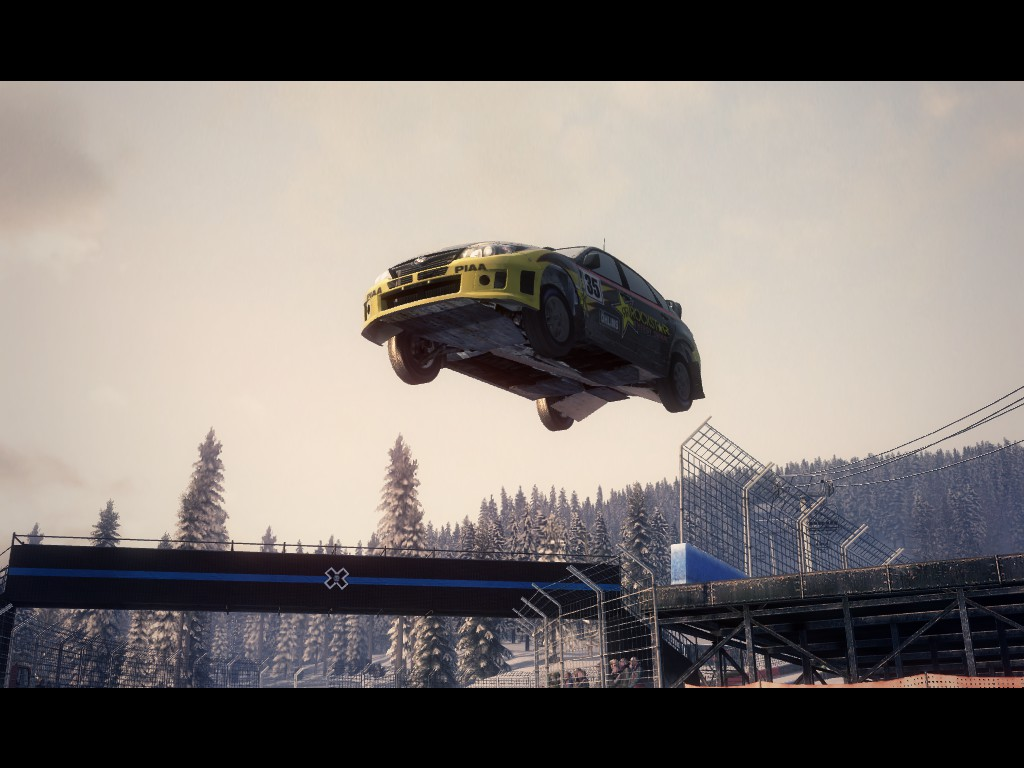 Dirt 3 Flying High