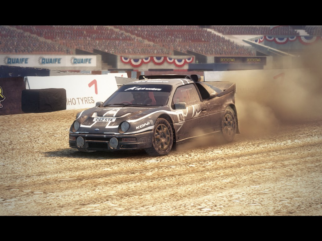 Dirt 3 Ford