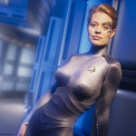 Jeri Ryan - Seven of Nine - Star Trek Cosplay