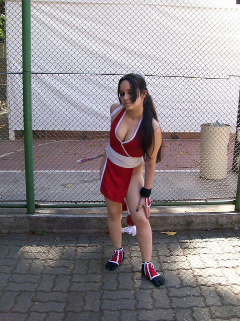 King of Fighters SNK Cosplay