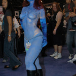 Mystique - X-Men Cosplay II
