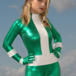 Rogue - X-men Cosplay 1