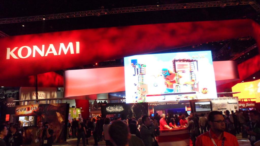 E3 2011 - Konami