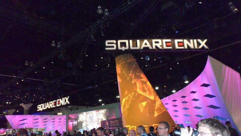 E3 2011 - Square Enix