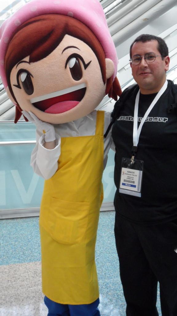 E3 2011 - Cooking Mama