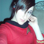 Star Trek Cosplay - Communications Officer