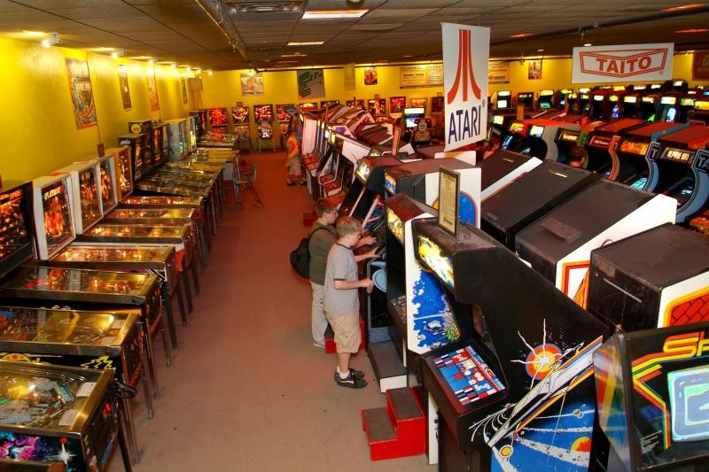 American Classic Arcade Museum at Funspot