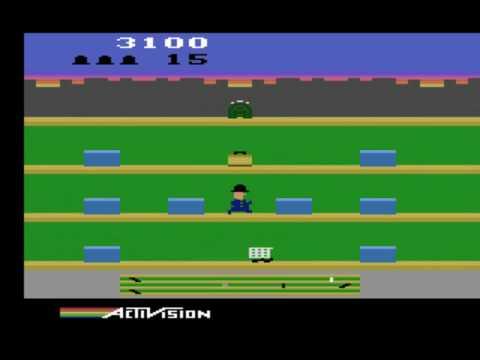 Atari - Keystone Kapers - Gameplay Screenshot