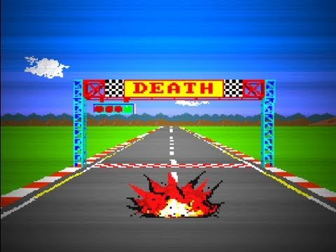 Classic video game deaths