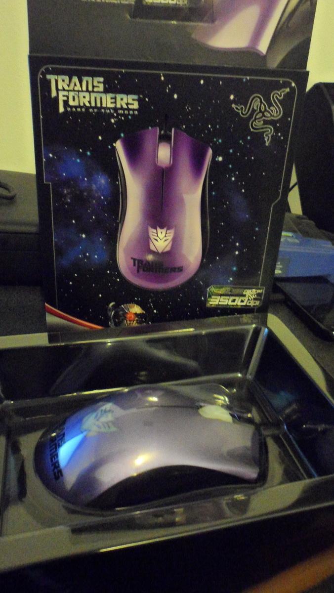 Razer- DeathAdder Mouse