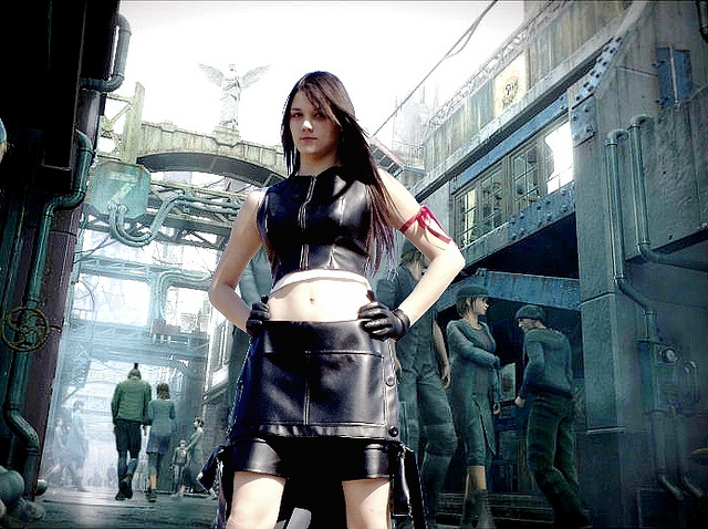 Tifa - Final Fantasy Cosplay