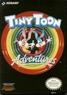 Tiny Toons - Konami - NES - Gameplay Screenshot