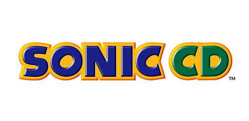 sonic cd logo