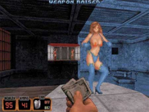 Duke Nukem 3D - PC - Gameplay Screenshot