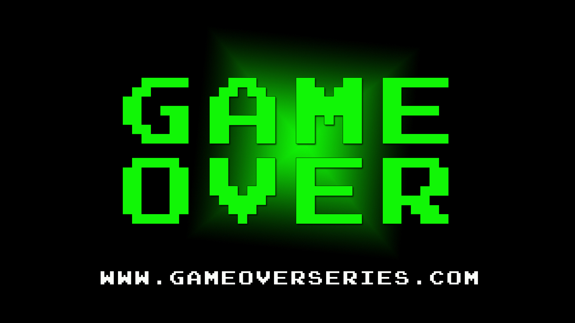 Game Over - The Series
