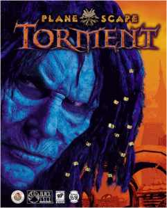 Planescape Torment - Gameplay Screenshot