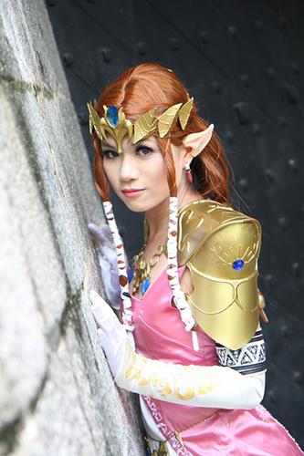 Princess Zelda Cosplay