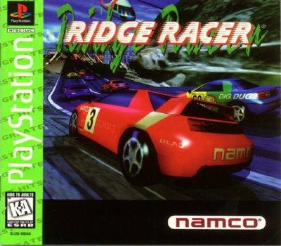 Ridge Racer - Playstation - Gameplay Screenshot