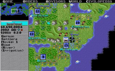 Sid Meier's Civilization