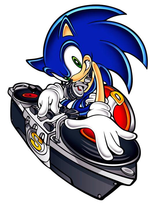 Sonic Advance Music