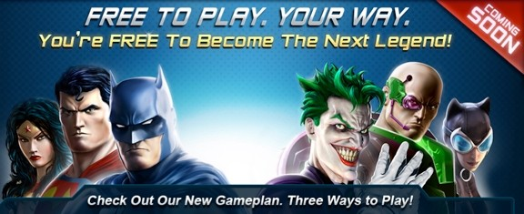dc universe free to play
