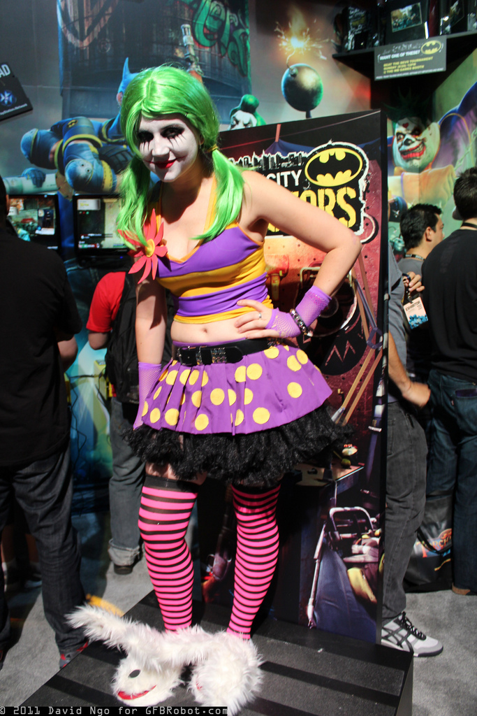 Pax Prime 2011 Cosplay