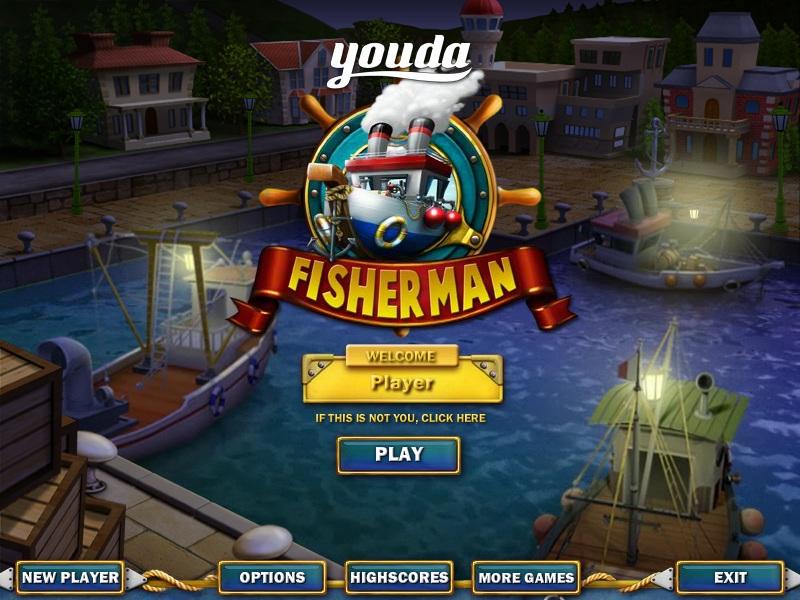 Youda Fisherman menu