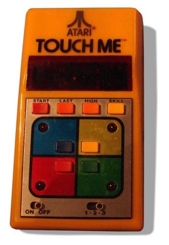 Atari Touch Me