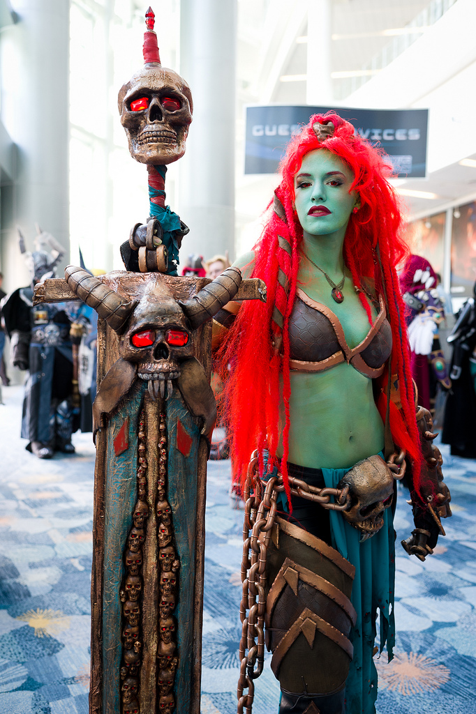 Blizzcon 2011 - Cosplay