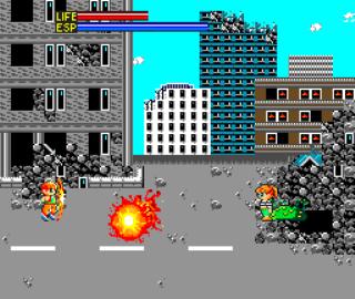 Energy - PC Engine - Gameplay Screenshot