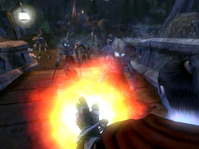 Fable - Xbox - Gameplay Screenshot